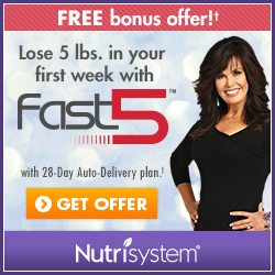 The one Nutrisystem promo code that changed my life